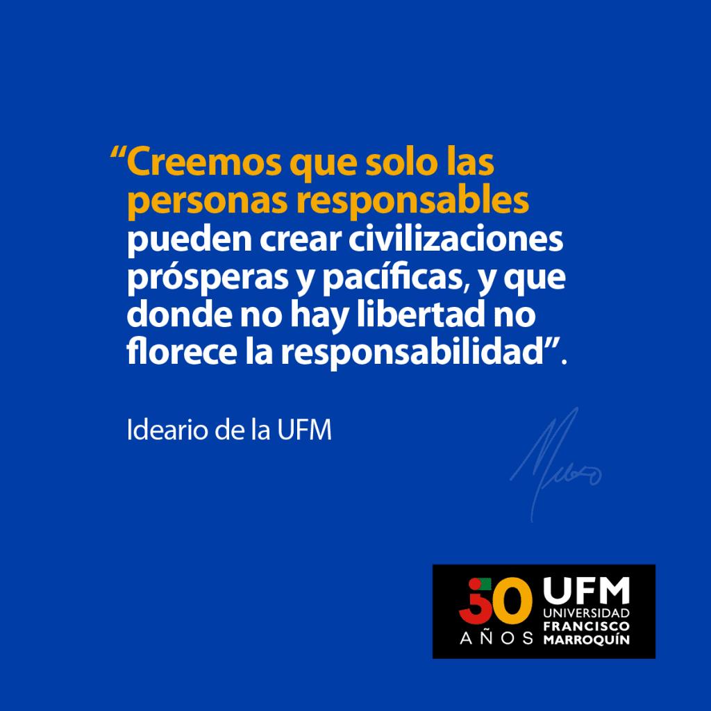 Ideario de la UFM